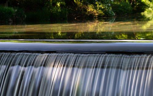 nature  waterfall  water