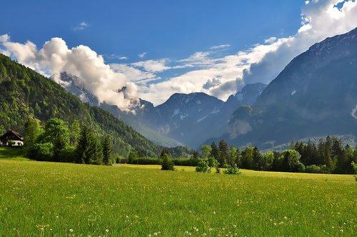 nature  landscape  weather mood