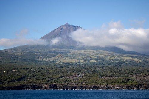 nature  landscape  volcano