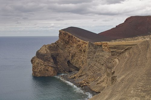 nature  landscape  eruption