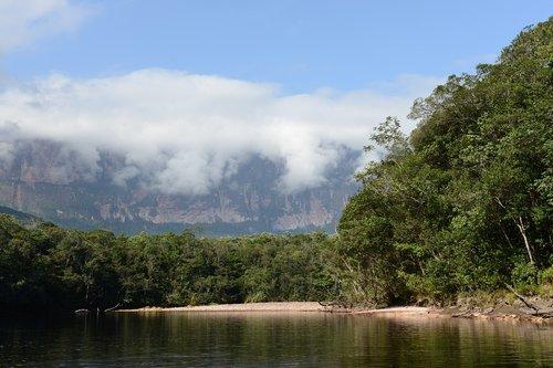 nature  mountains  venezuela