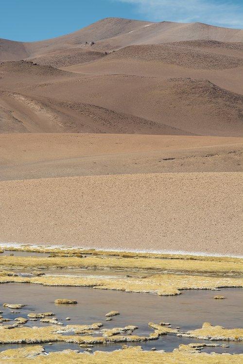 nature  desert  atacama