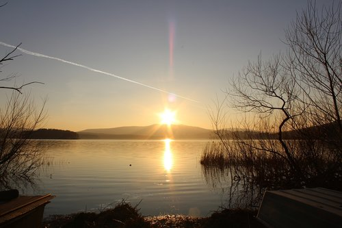 nature  sunset  water