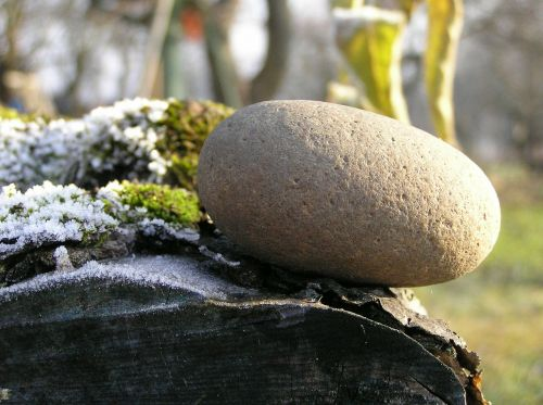 nature inanimate stones