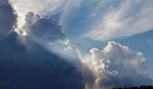 nature sky earth