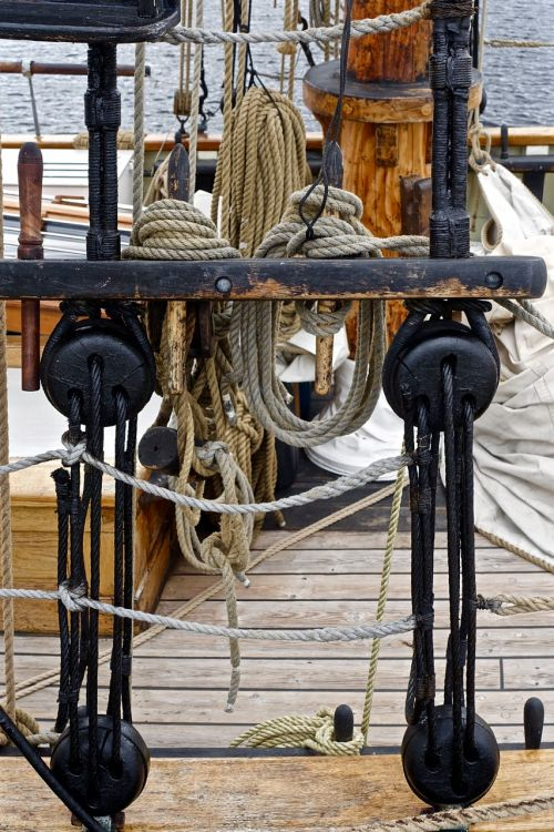 nautical ropes equipment