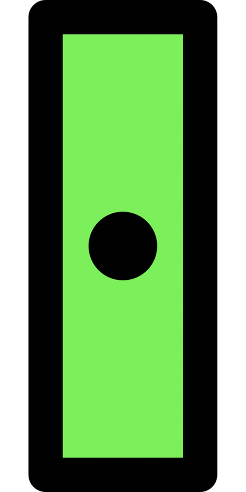 nautical signs green