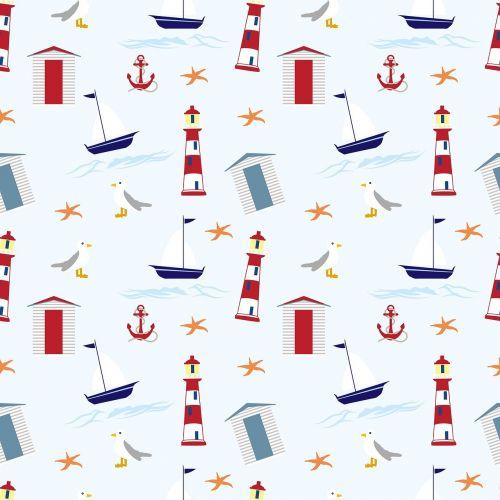 jūrinis,tapetai,fonas,modelis,besiūliai,švyturys,burinė valtis,burinė valtis,valtis,žvaigždės,inkaras,jūrų kyla,paukštis,kajakas,paplūdimio namelis,namelis,mėlynas,modelio fonas,fonas,dekoratyvinis,dizainas,popierius,foninis modelis,pajūryje,šventė,atostogos,raudona,balta,vektorinis dizainas,modelio vektorius,menas,nemokamas vaizdas,laisvas menas