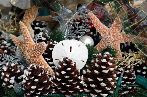 Nautical Christmas Decoration