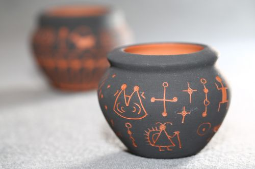 navajo american indian pottery