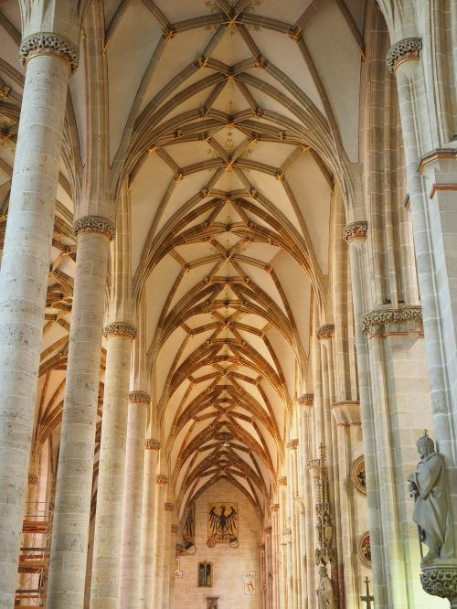 nave münster ulm cathedral