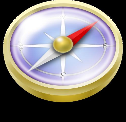 navigation compass direction