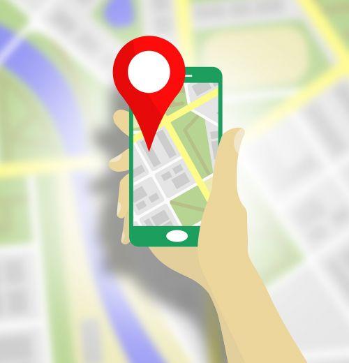 navigation gps location