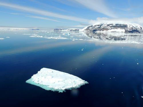 navigation en antarctic