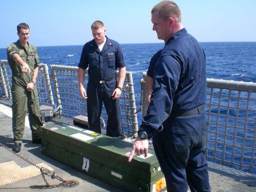 navy ammunition hellfire