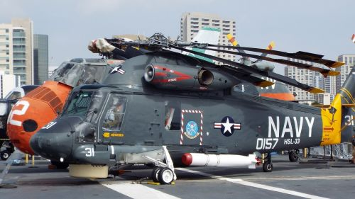 navy helicopter war