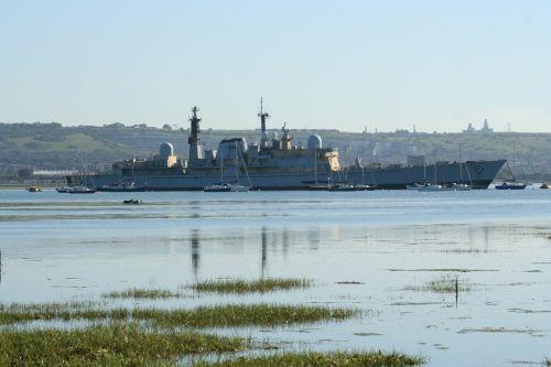 navy british ship