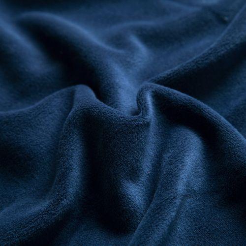 navy blue velvet fabric