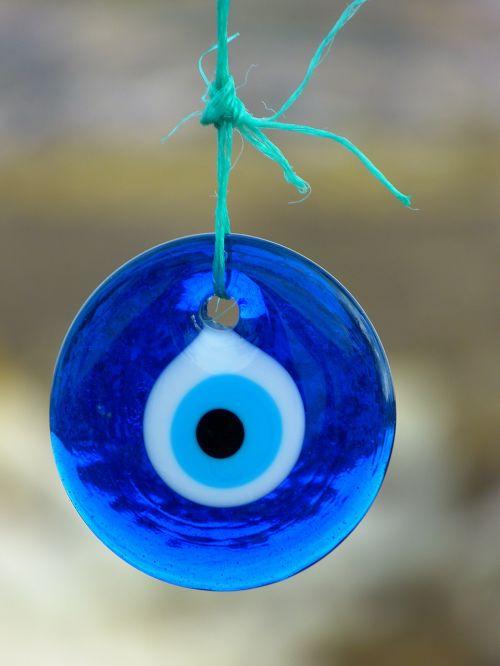nazar black eye amulet