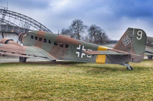 Nazi War Plane.
