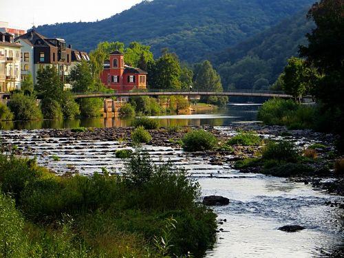near river landscape