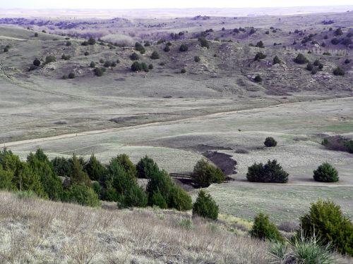 nebraska landscape scenic