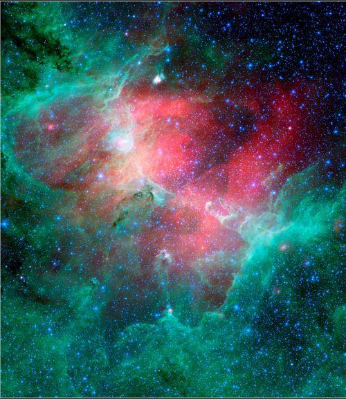 nebula eagle space