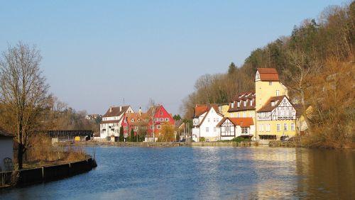 neckar rottenburg river