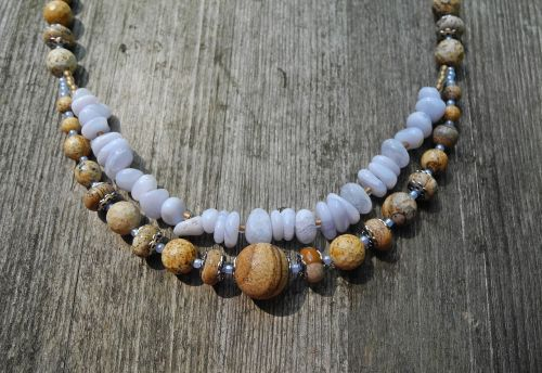 necklace jewelry mineral
