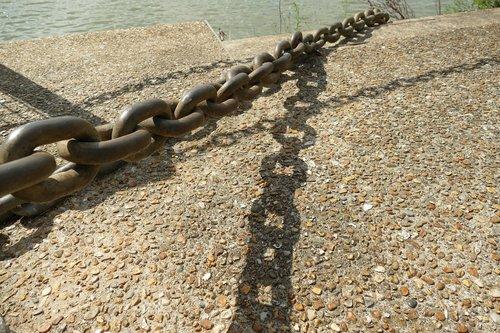 necklace  link  metal