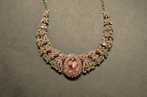 necklace valuables accessory