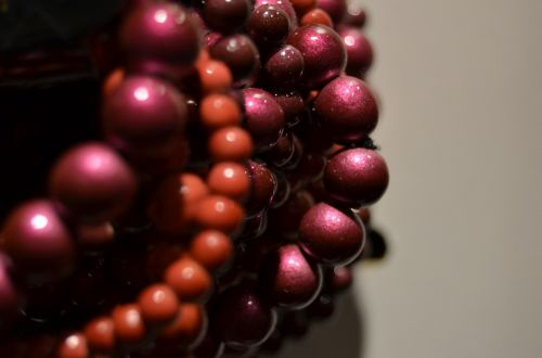 necklace chaplet model