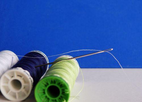 needle thread needle and thread