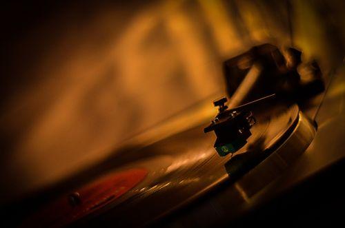 needle turntable vinyl