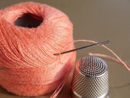 needle thread sewing thread