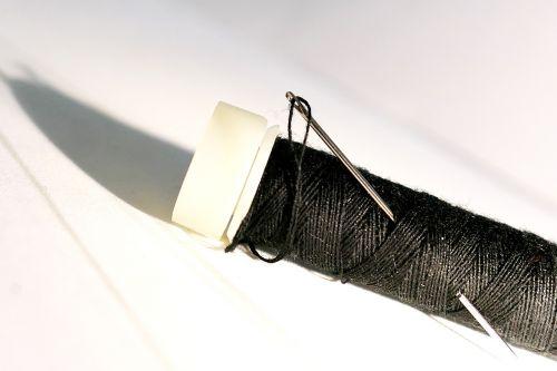 needle thread yarn