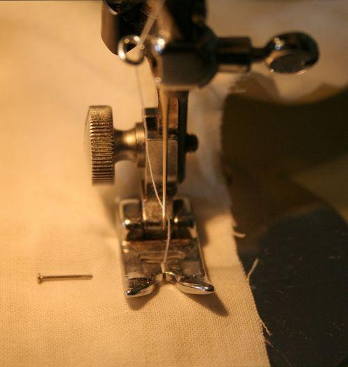 needle stitch sewing-machine