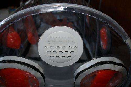 Negative Air Pressure Inlet