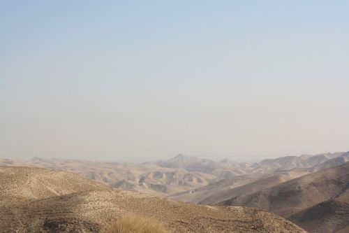 negev mountains israel