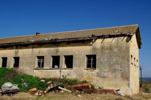 Neglected Farm House