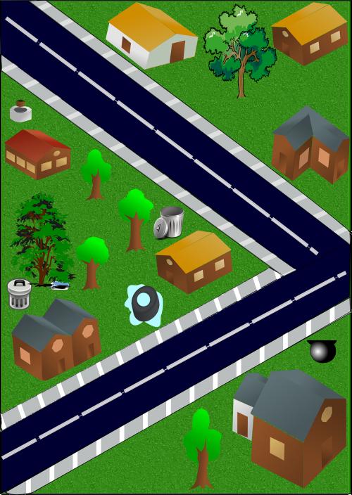 neighborhood neighbors lane