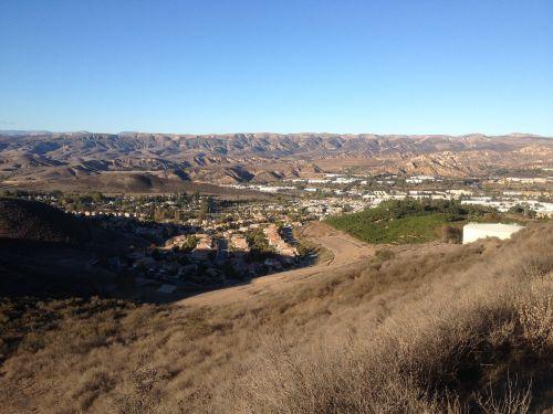 neighborhood suburb valley