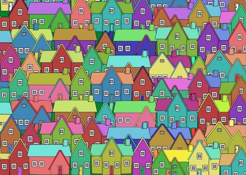 Neighborhood In Color