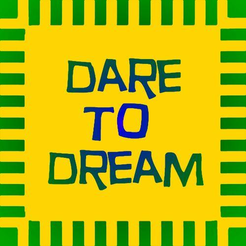 Neon Dare To Dream Label