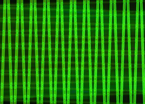 Neon Green Rods