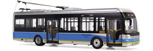neoplan centroliner trolley bus