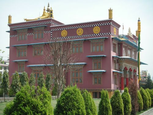 nepal monastery hindu