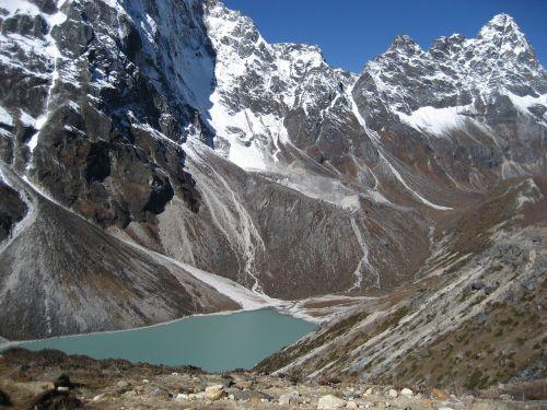 nepal everest mountain