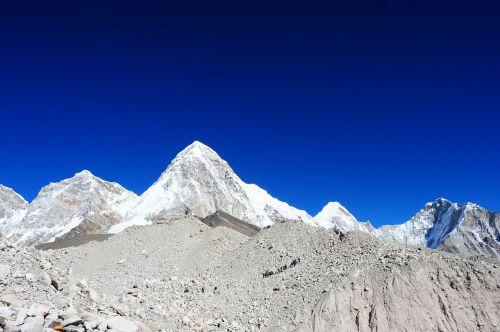 nepal everest base camp khumbu