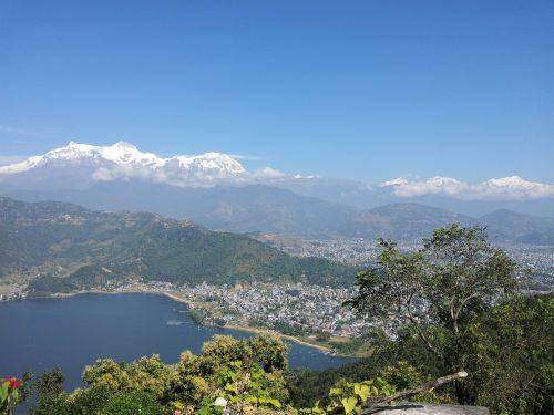 nepal tracking pokhara